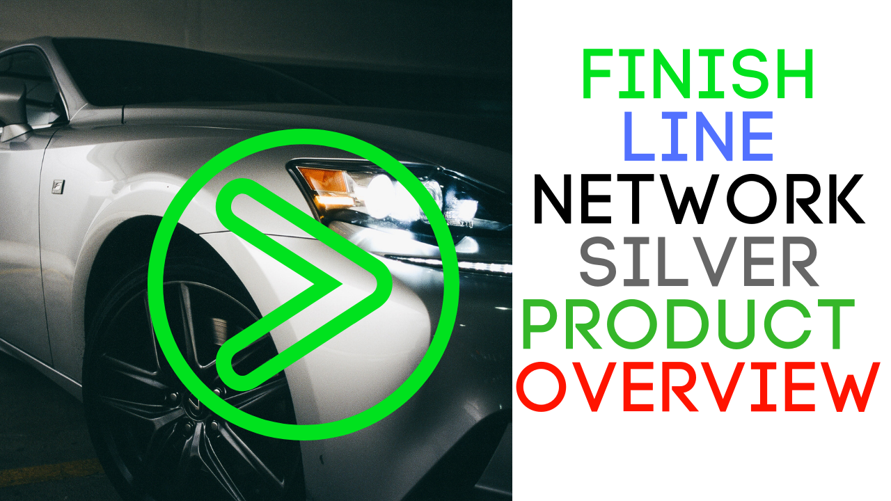 Finish Line Network Silver Package