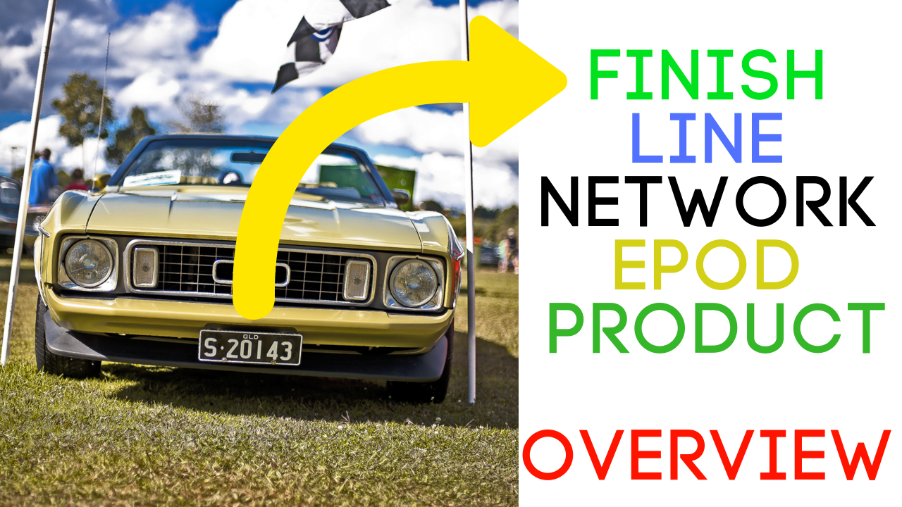 Finish Line Network Email Profits On Demand Overview