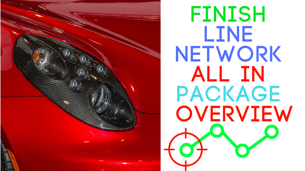 Finish Line Network All In Package Overview