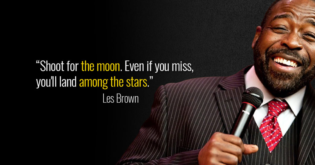 les brown speech