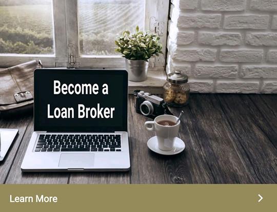 be A Loan Broker