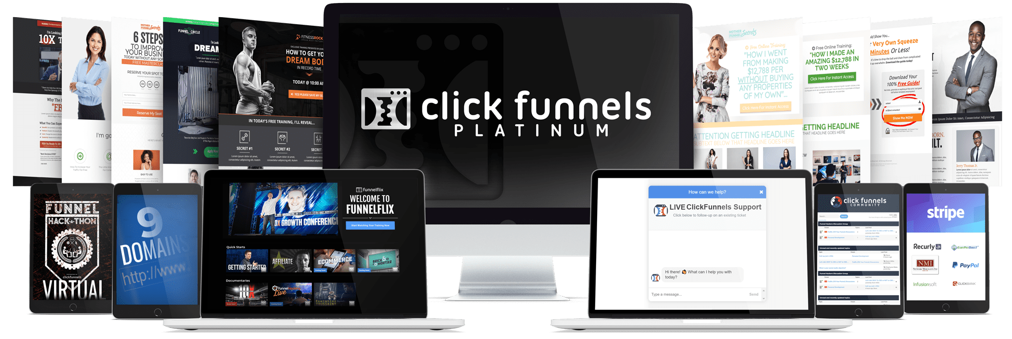 The smart Trick of Who Needs Clickfunnels That Nobody is Discussing
